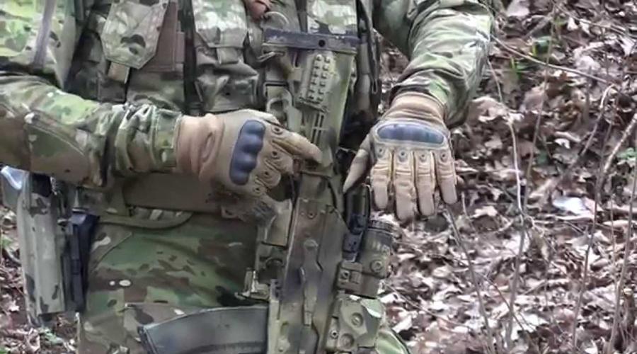 Тактические перчатки Особым вариантом кастета