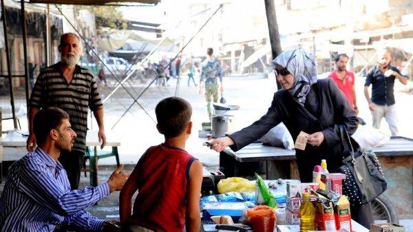 Сирия сказала своё слово