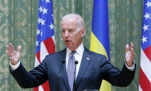 Байден сравнил евроинтеграцию Украины с полетом на Луну