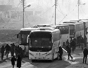 Генштаб: Россия не дождалась обещанного от США и разделила боевиков в Алеппо сама