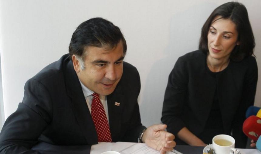 Саакашвили хочет назначить Деканоидзе главой МВД Грузии