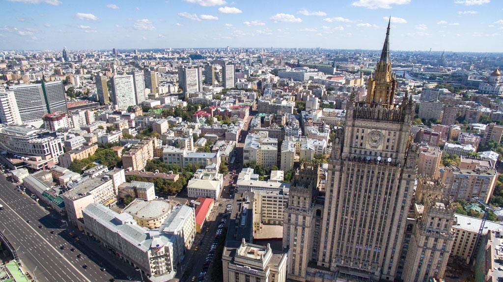 МИД РФ: кампания против ЧМ-2018 в России только началась