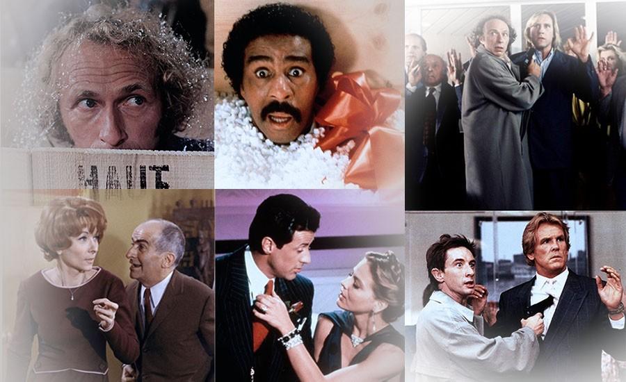 Американские ремейки французских фильмов