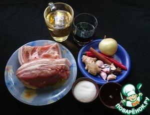 Любимое мясо Мао Дзэдуна фото