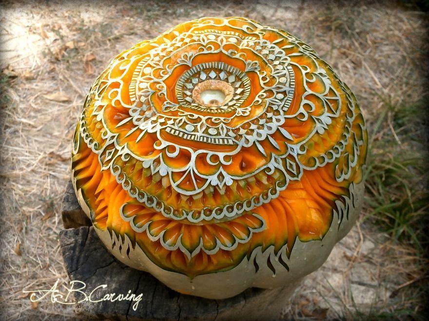 Альтернатива классической хэллоуинской тыкве: что ещё можно придумать к празднику