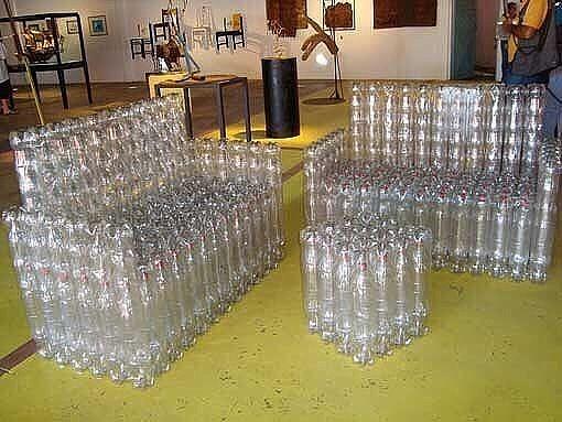 Пластиковые бутылки и изделие из них своими руками 928
