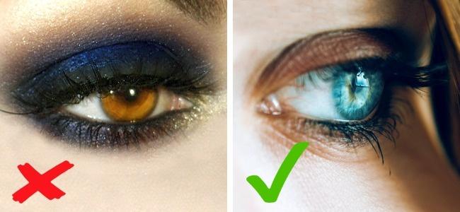 4 правила, которые помогут не облажаться с макияжем в темных тонах