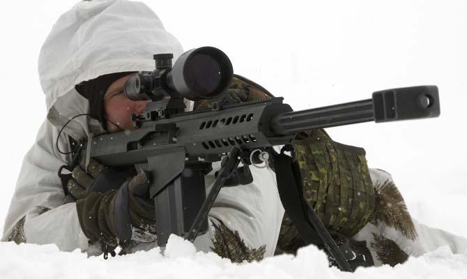 Канадцы поставят украинской армии 100 тысяч новых штурмовых винтовок