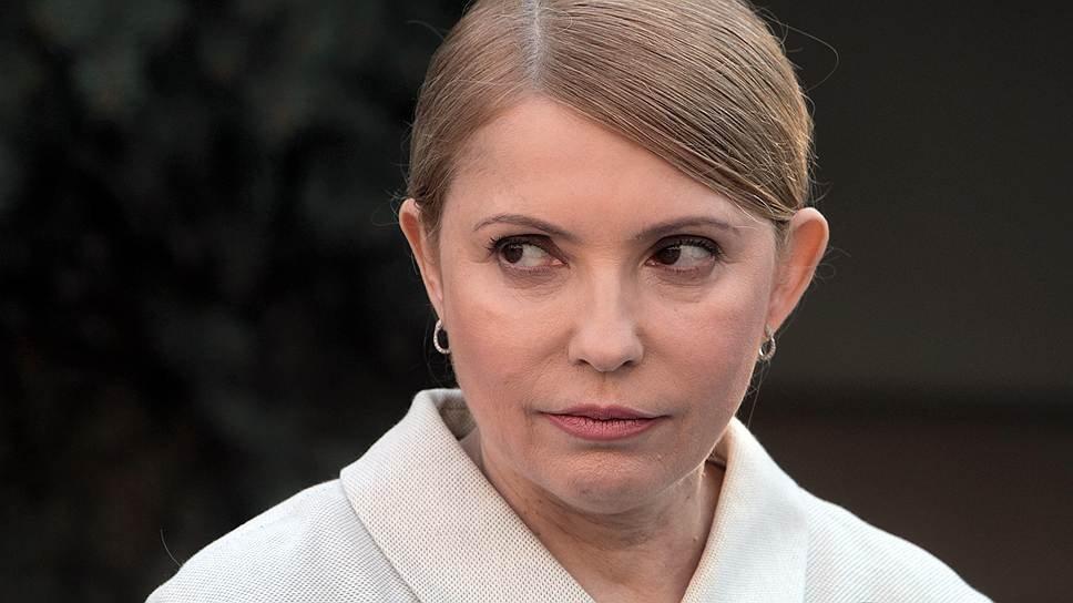 Тимошенко и Левочкин полетели в Вашингтон договариваться о ликвидации Порошенко