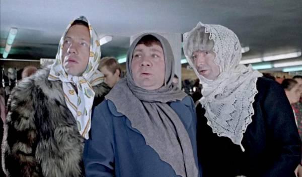 Климкин в панике от советских фильмов