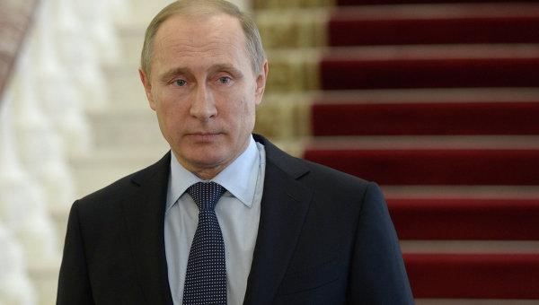 Путин будет бороться за право российских легкоатлетов участвовать в ОИ