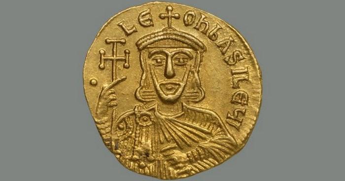 Лео V Армянин - император, который сражался до последнего.