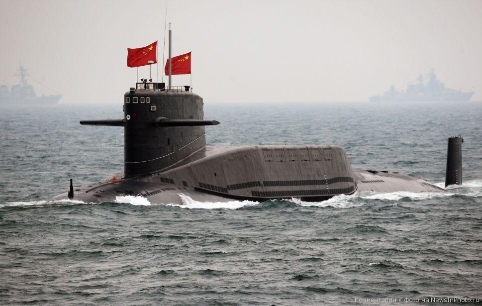подводные лодки флотов мира