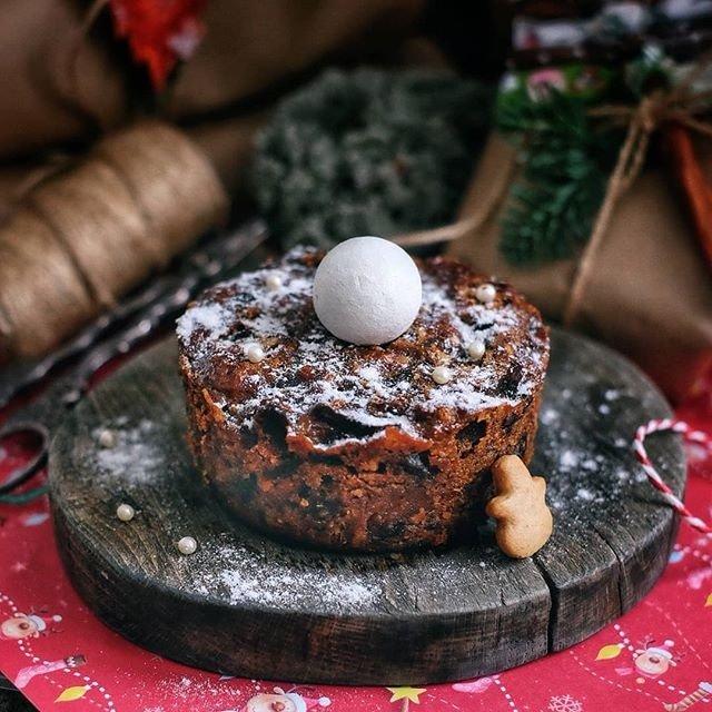 Рождественская выпечка: насы…