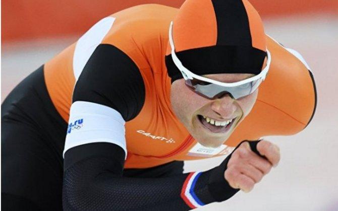 Голландский конькобежец осуд…
