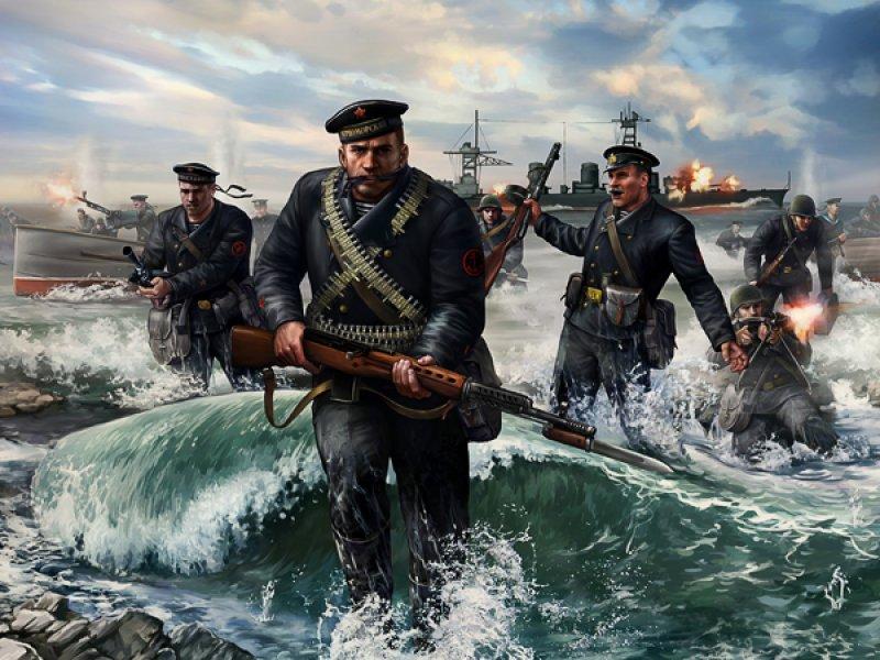 «Черная смерть»: Шесть легендарных операций русских морпехов