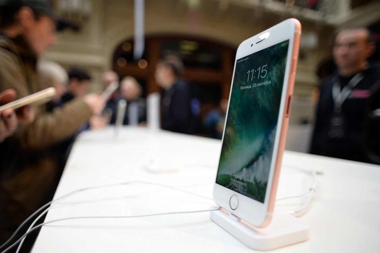 ФАС начала проверку цен на iPhone 7