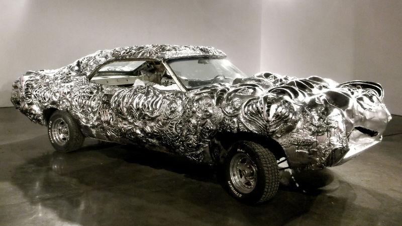 Автомобиль-ужас из 3D-принтера: распечатал и продал