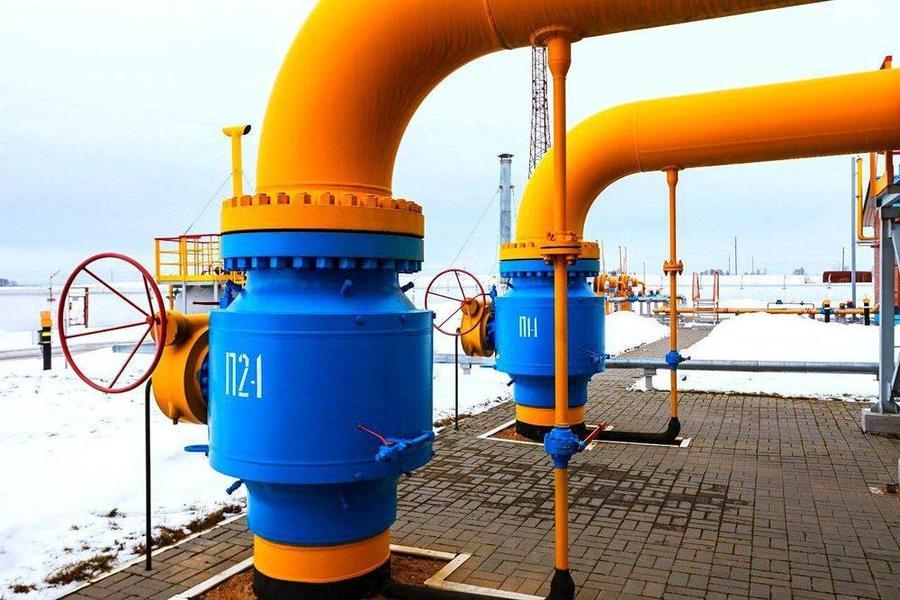 Началась ликвидация инфраструктуры для поставок газа на Украину ...