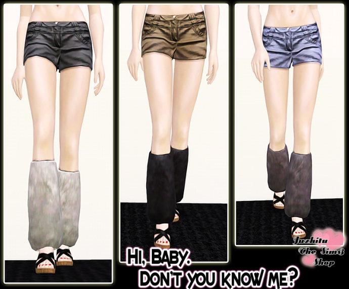 Pants от jujiaxiaotu