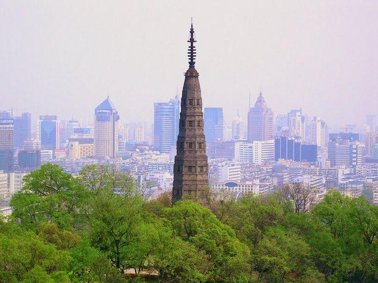 Китайская пагода - телевышка древности?