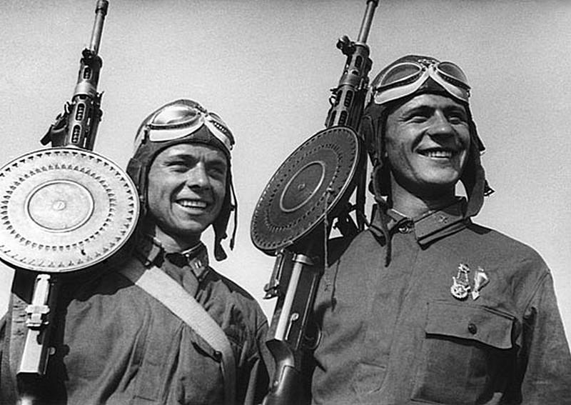 Воздушно-десантные войска СССР в период Великой Отечественной войны 1941 -1945 год