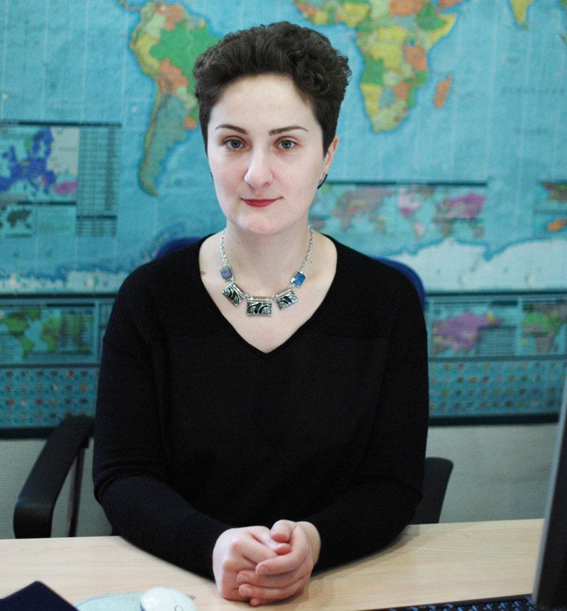 Вера Смирнова: Умение «ловить волну» можно почерпнуть только в среде профессионалов