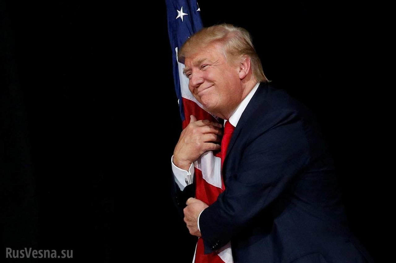 Хочу построить страну, где все любят друг друга, — Трамп