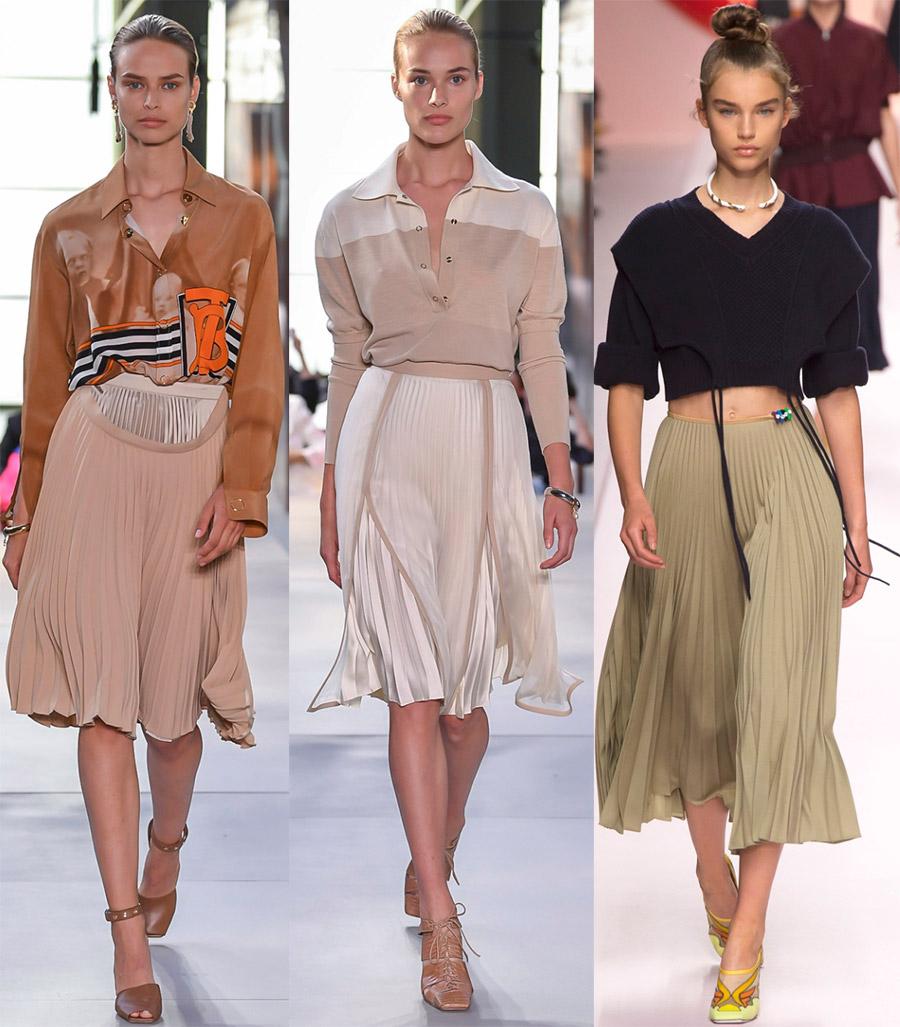 Красивые юбки для девушек
