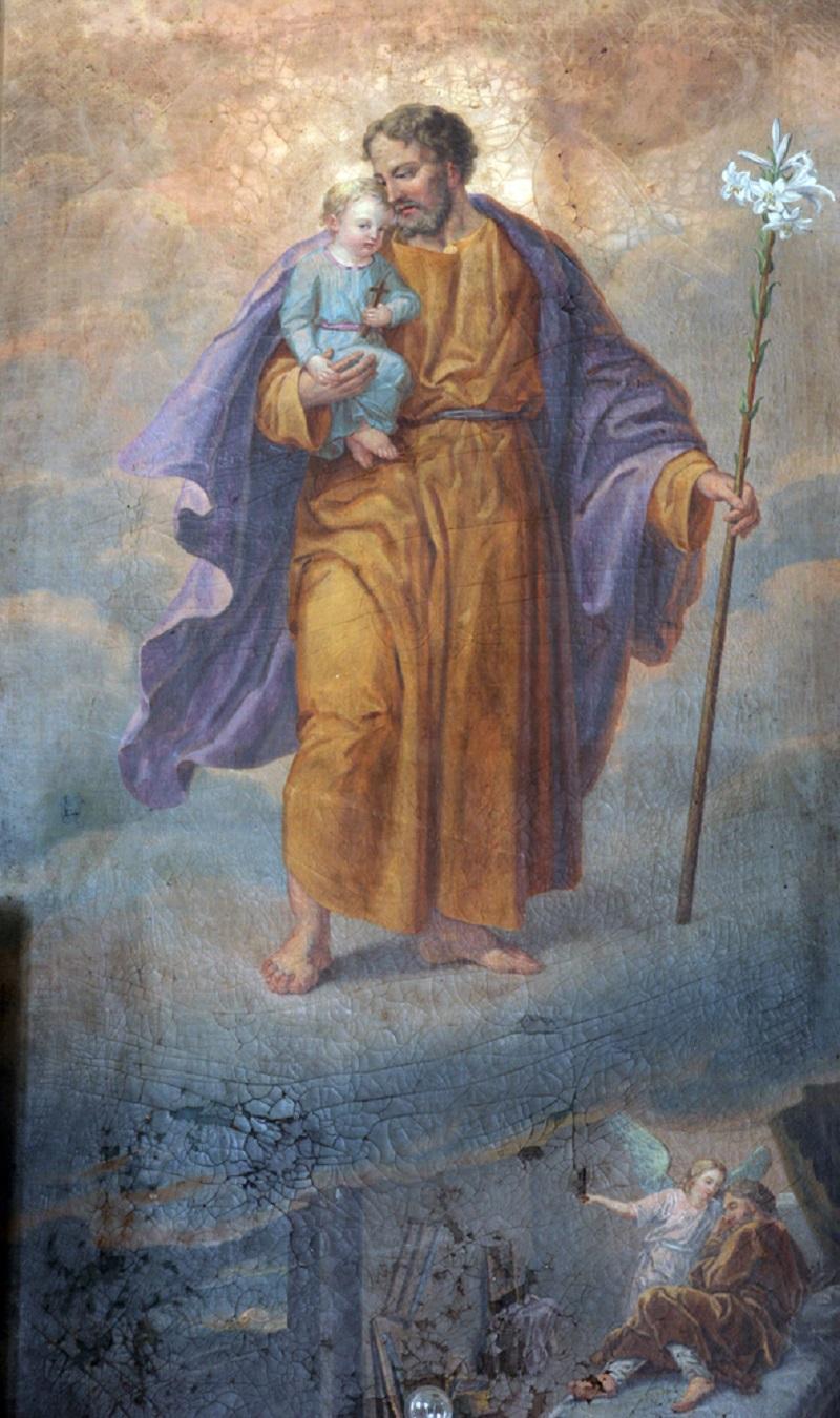 святой иосиф покровитель