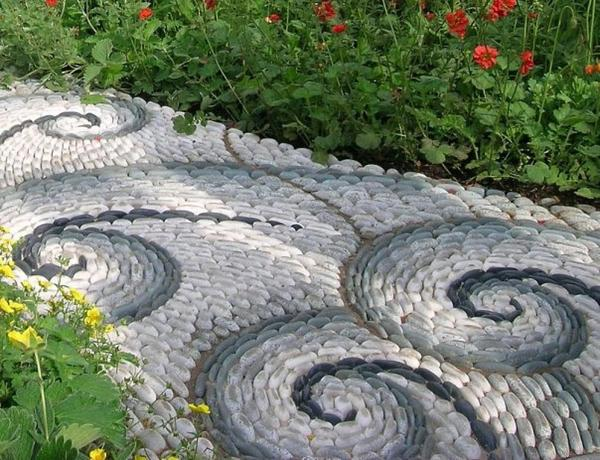 Дорожки в вашем саду!