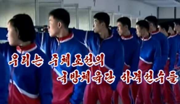 Красивый пропагандистский видеоролик Северной Кореи, где показано «уничтожение» американских военных (ВИДЕО)
