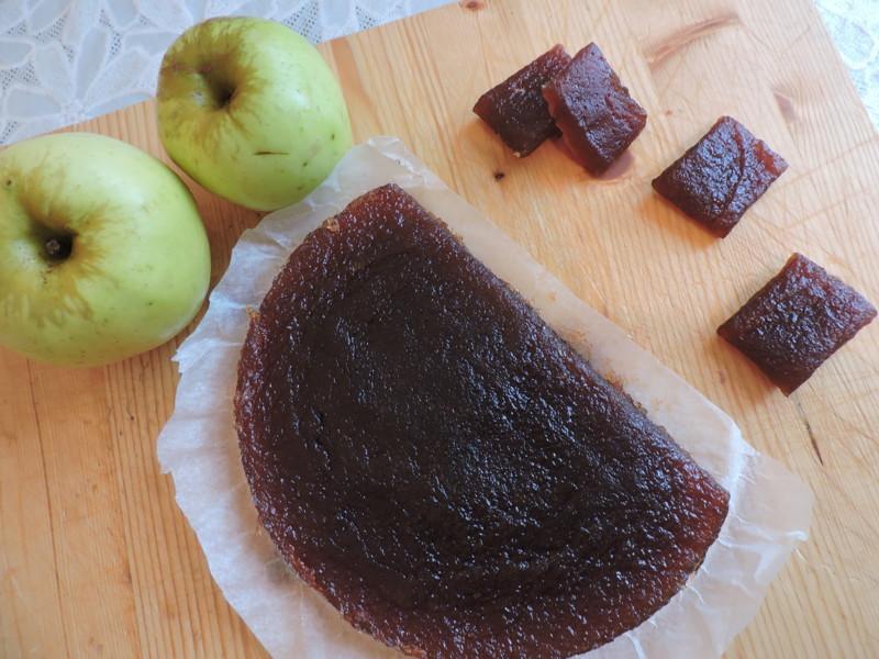 Яблочный мармелад еда, своими руками, сделай сам