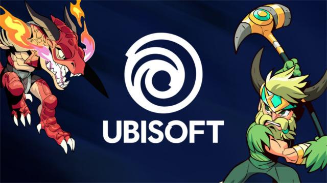 Ubisoft купила разработчиков файтинга-платформера Brawlhalla