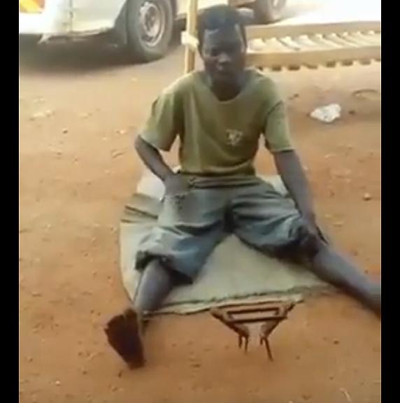 Африканская уличная магия