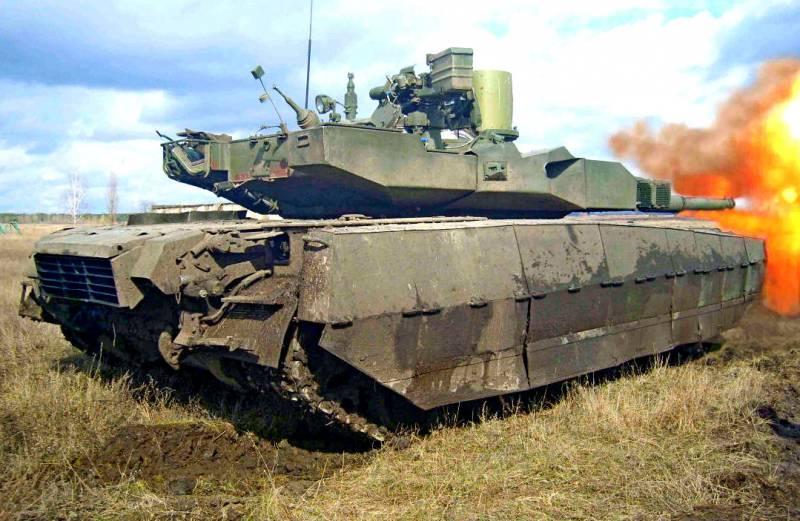 """Украинцы наглядно показали возможности танка """"Оплот-М"""""""