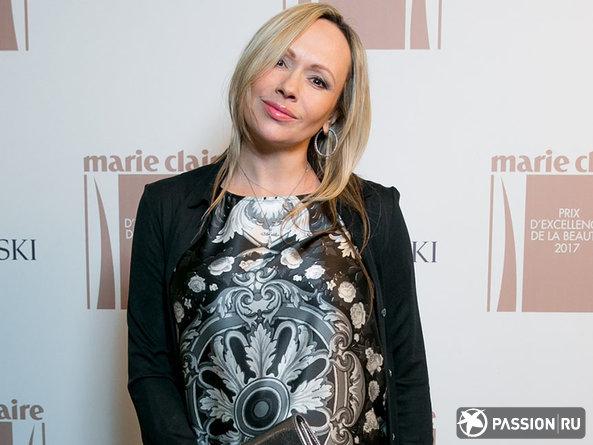 44-летняя фигуристка Мария Бутырская ждет третьего ребенка