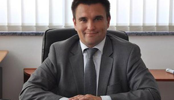 Климкин: Украина должна разговаривать с Россией жёстко и при помощи всего трансатлантического сообщества