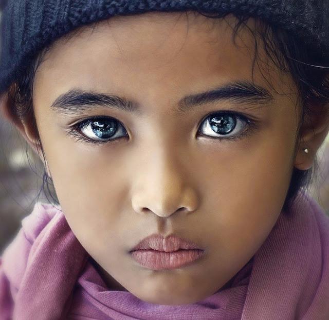Вот это глаза