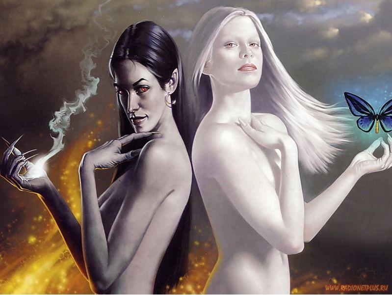 Ангелы и демоны знаков Зодиака. Куда бы вы побоялись зайти? Тест