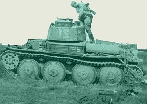 Как кашевар Иван Середа одним топором обезвредил немецкий танк