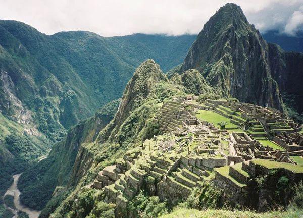 Город удивительной истории: Мачу Пикчу