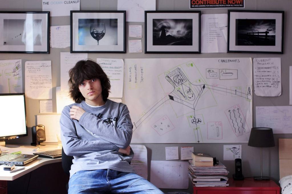 20-летний студент заткнул за пояс экологов, придумав способ очистить океан