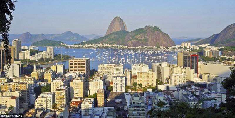 Botafogo, Рио-де-Жанейро Lonely Planet, города мира, путеводитель, районы, туризм, туристические