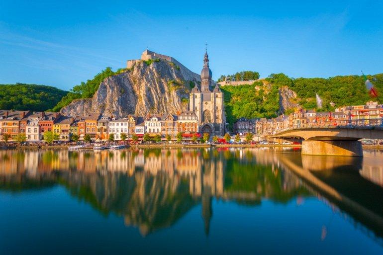 Чудесные исторические города Бельгии