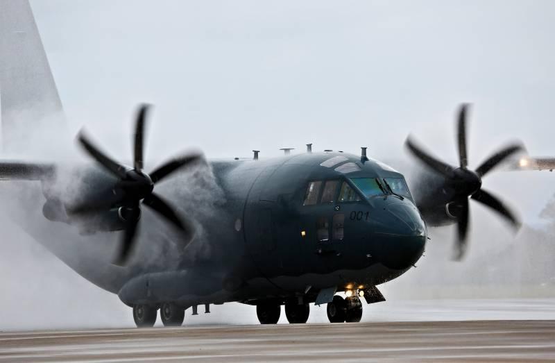 ВВС Австралии получили пятый…