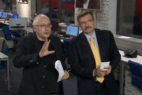 Конец «киселевщины» и «ганапольщины»: На украинском ТВ зачистили российских либералов