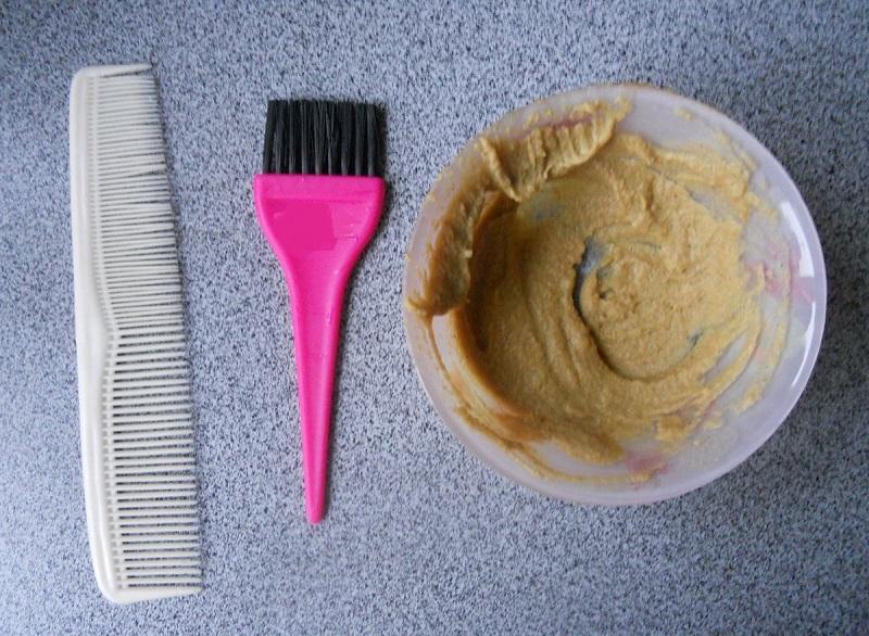 горчица для быстрого роста волос