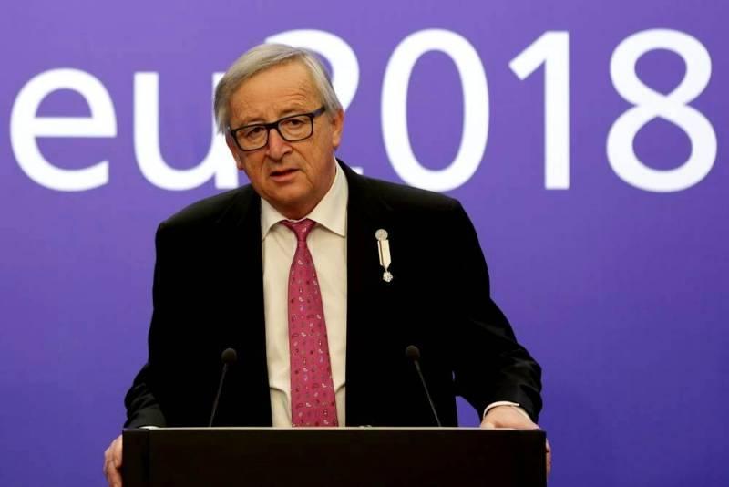 Прогноз Юнкера: через 30 лет Европу вытеснят из Большой семерки