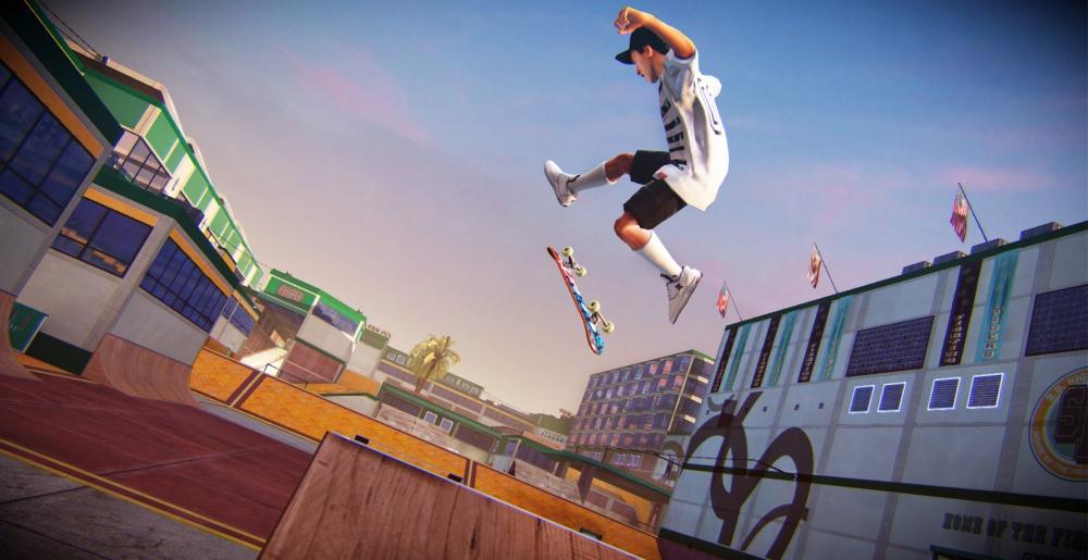 О Tony Hawk's Pro Skater снимут документальный фильм
